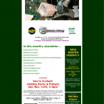 Dec 2010 Newsletter