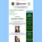 Jan 2011 Newsletter