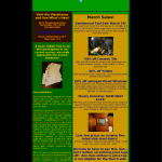 March Newsletter 2009