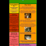 May Newsletter 2009