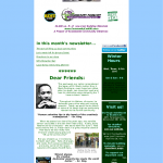 Mid Jan 2011 Newsletter