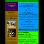 Mid-March Newsletter 2009