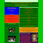 October 2008 Newsletter