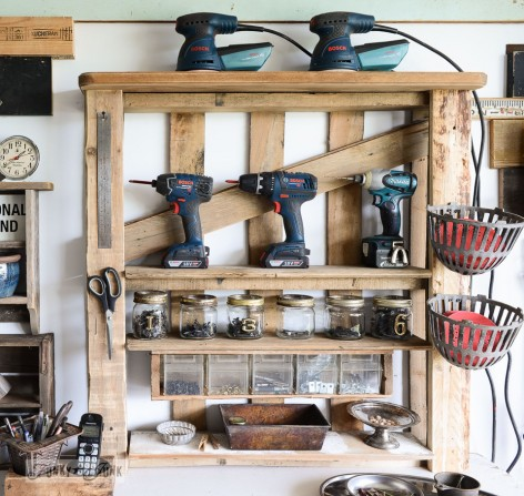 from-a-lowly-pallet-to-the-ultimate-tool-storage-shelf-pallet-shelving-ideas-storage-ideas