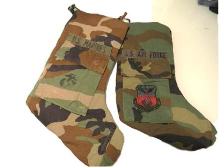 Military Christmas Stocking compressed