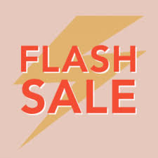 flash sale clipart