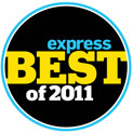 Washington Express Best of 2011