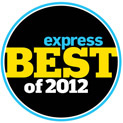 Washington Post Express Best of 2012