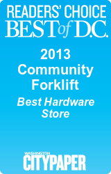 2013 Best of D.C. Readers' Choice