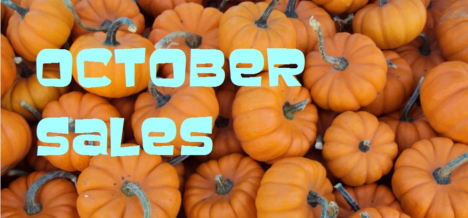 October Sales & Freebies