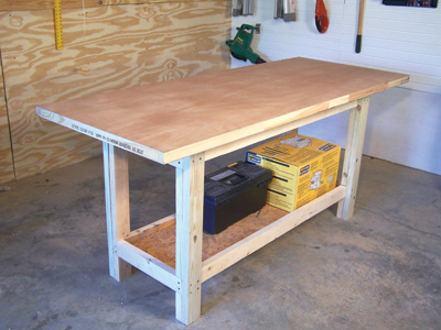 workbench from extremehowtodotcom
