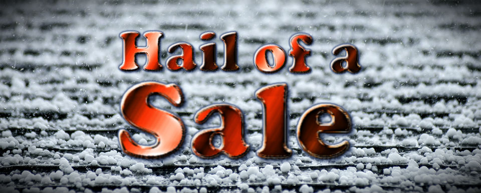 hail sale reg