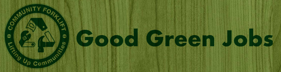 good green jobs - sm