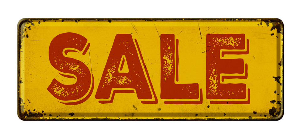 sale sign 3 - billboard