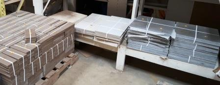 surplus tile bundles compressed