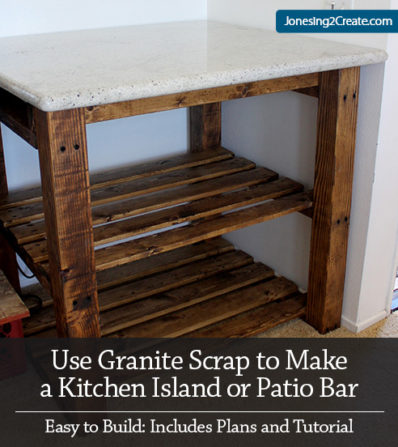 jonesing2create dot com kitchen-island-plans