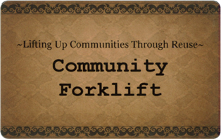 Community Forklift Gift Card