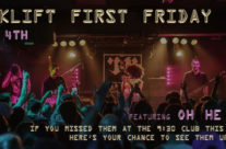 Invite a vintage-loving friend to Forklift First Friday