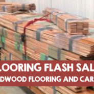 Flooring Flash Sale