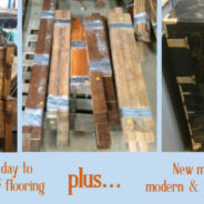 Flooring Sale – AND – Furniture Markdowns