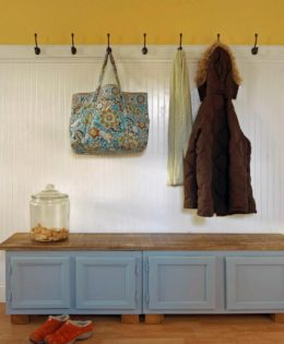 A few cabinets can become something very cool…