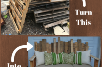 Pick up some pallets during this weekend's courtyard clearance sale!