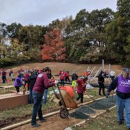 Lifting up communities: A Playground for Underserved Children