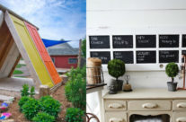 Creative ways to repurpose salvaged doors