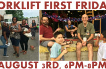 Dine, shop, and groove at Forklift First Friday