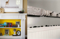 Creative ways to repurpose architectural salvage and mantels