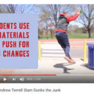 UMD students use small materials to push for big changes