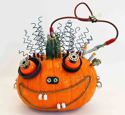 Hardware Pumpkin