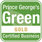 Prince George's Green Gold Certified Business