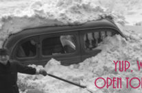 Snow Day – Yup, we're open! (Tues. March 14th)