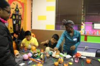 The Latin American Youth Center lifts up youth even on spooky days