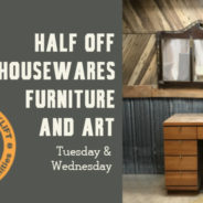 Flash Sale: Half off furniture & more