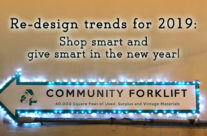 Re-design trends for 2019