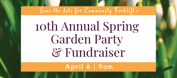 10th Annual Garden Party