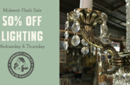 Two-Day Lighting Sale