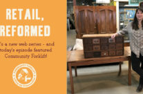 Community Forklift was featured on Retail, Reformed!