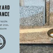 Midweek Flash Sale:  Courtyard Clearance