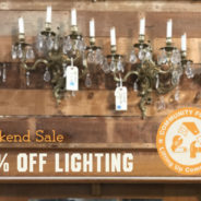 Weekend Lighting Sale