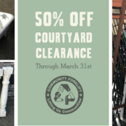 Save on granite counters, farm sinks, & more