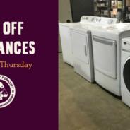 25% off Appliances