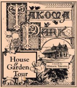 Takoma Park House & Garden Tour