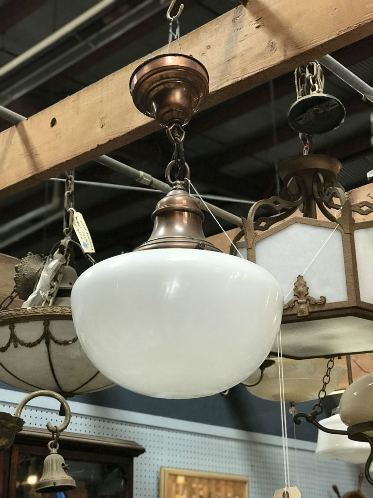 Please note sale does not include ceiling fans other light parts or electrical supplies or rewired antique lights from our salvage arts consignment