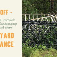 3-Day Sale:  Courtyard Clearance!