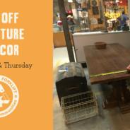 25% Furniture & Decor