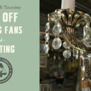 Midweek Lighting Sale