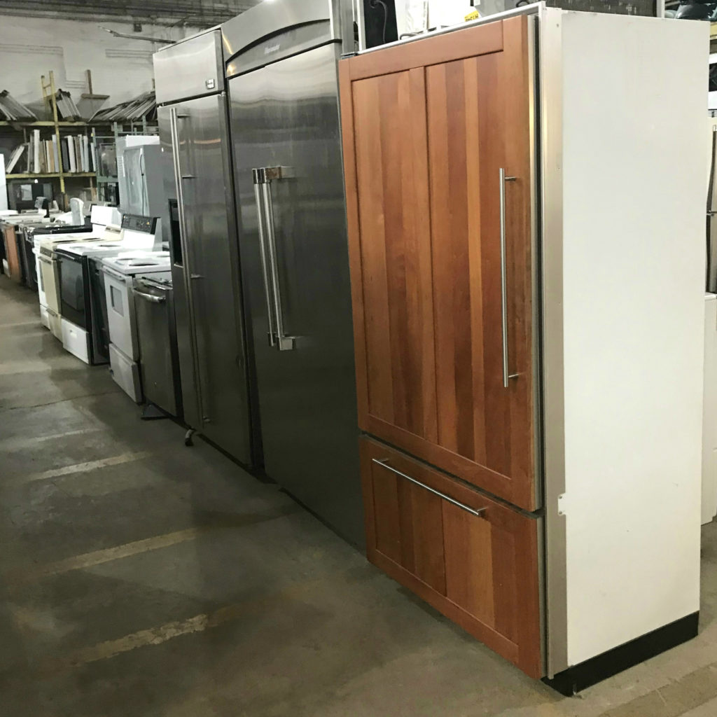 photo of refrigerators